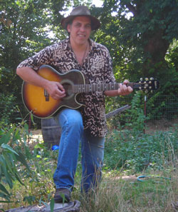 Ralph Cetola Guitar Player